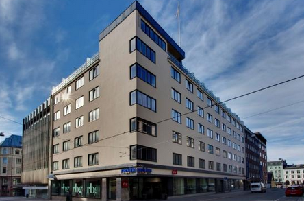 This photo of Park Inn by Radisson Oslo is courtesy of TripAdvisor